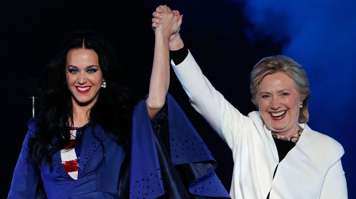 Hillary Clinton vs Donald Trump: quelles stars soutiennent qui?