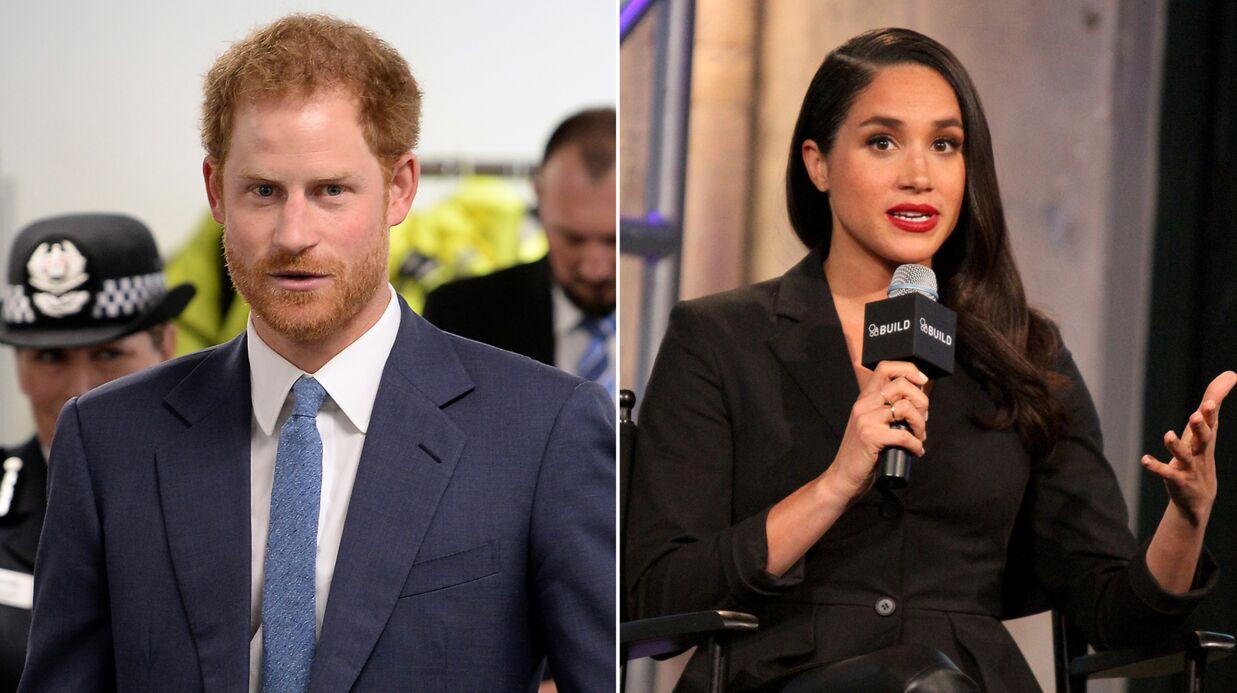 Le prince Harry officialise avec Meghan Markle, mais il est en colère
