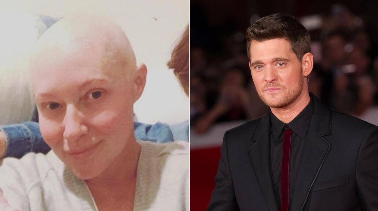Michael Bublé: Shannen Doherty le soutient face au cancer de son fils de 3 ans
