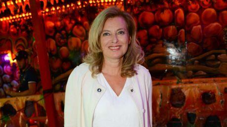 Valérie Trierweiler dévoile une photo d'elle sans maquillage