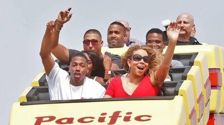 PHOTOS Mariah Carey s'éclate en famille loin des menaces de mort