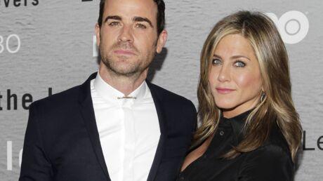 Justin Theroux n'est pas pressé de se marier avec Jennifer Aniston