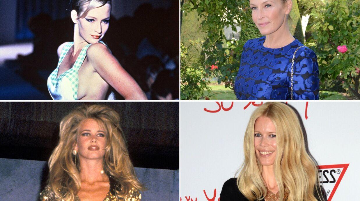 PHOTOS À quoi ressemblent aujourd'hui les mannequins phares des années 90?