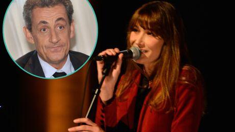 Le soir, Carla Bruni chante du Disney à Nicolas Sarkozy pour le détendre