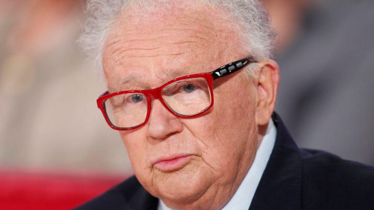 Philippe Bouvard avoue avoir quitté les Grosses Têtes avec un «déchirement»
