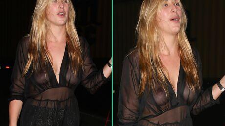 PHOTOS Scout Willis se promène seins nus dans une combi transparente