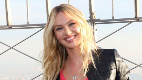 Candice Swanepoel (Victoria's Secret) a accouché