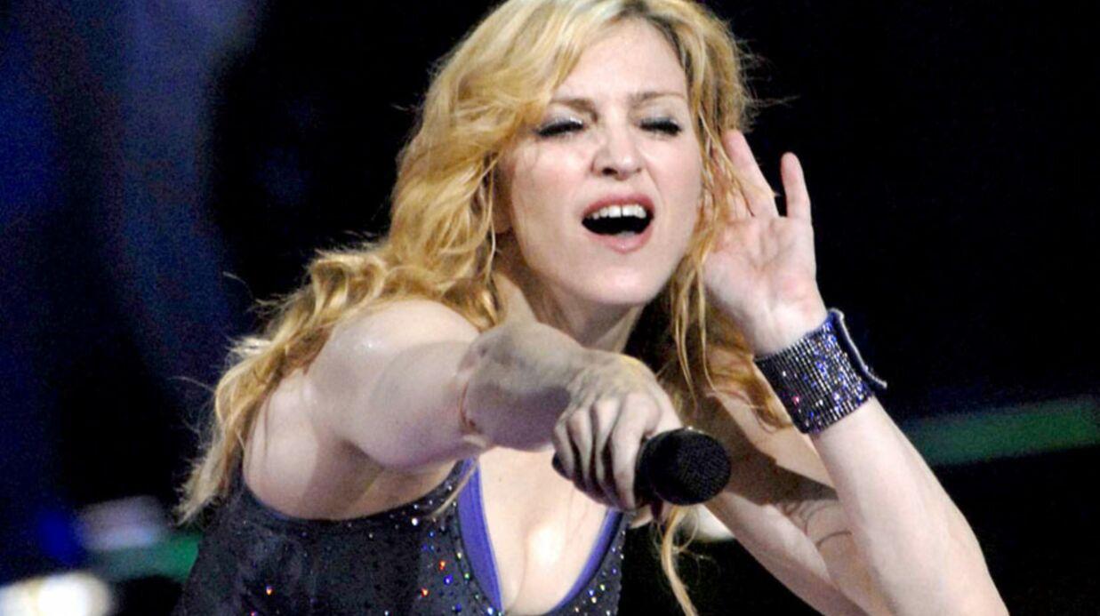Des photos embarrassantes de Madonna sur Internet