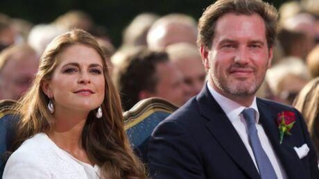 La princesse Madeleine de Suède attend son premier enfant