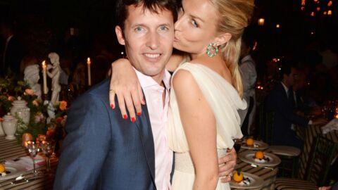 James Blunt a épousé en secret sa fiancée, Sofia Wellesley