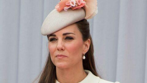 Kate Middleton: un (tout) début de grossesse très compliqué