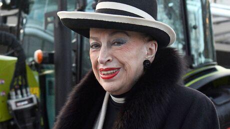 Geneviève de Fontenay s'est fait voler son chapeau lors d'une foire
