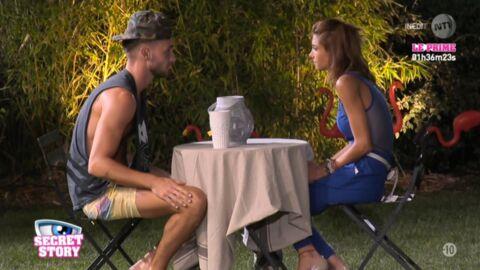 Secret Story 10: Mélanie et Bastien, le prochain couple à la mode de la maison?