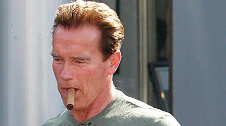 Arnold Schwarzenegger: un cigare à 400 dollars