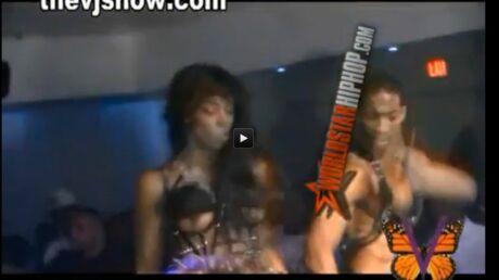 VIDEO Kelly Rowland (ex-Destiny's Child) montre ses seins