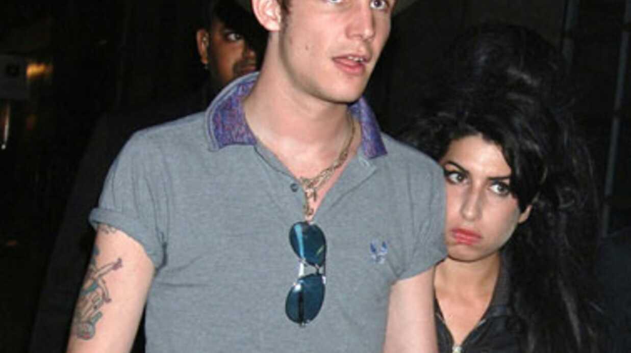 Blake Fielder-Civil: l'ex-mari d'Amy Winehouse dans le coma
