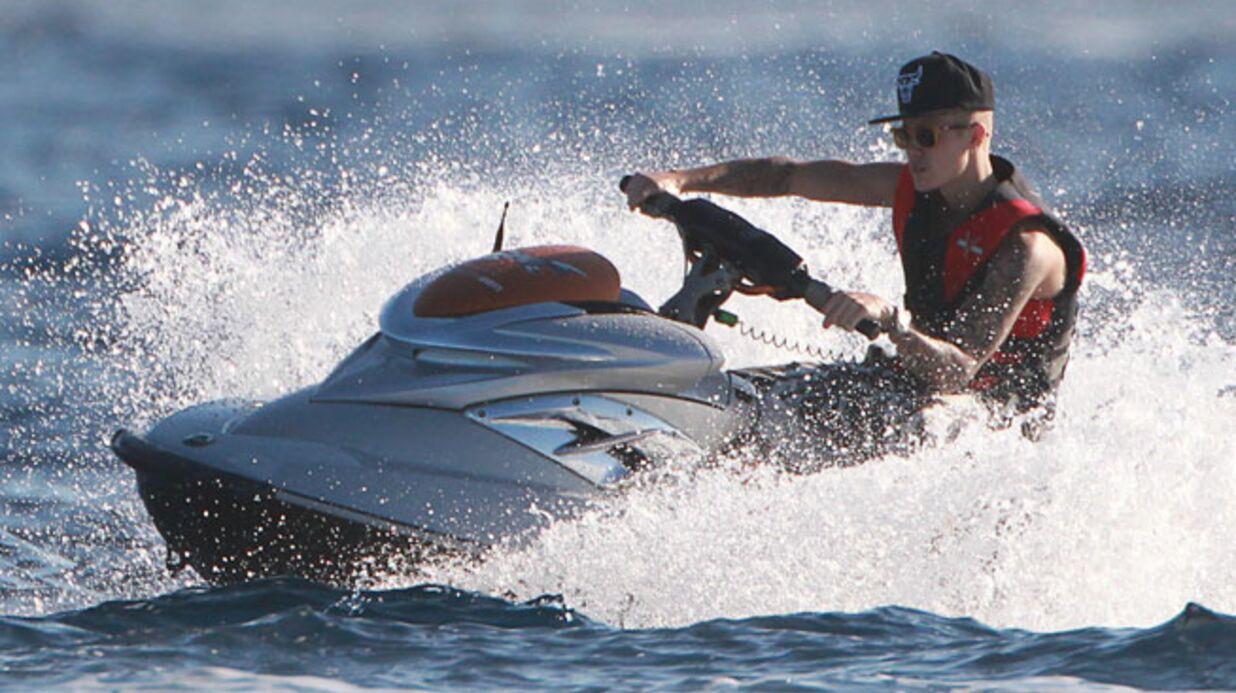 Quand Kate Moss fait la morale à Justin Bieber