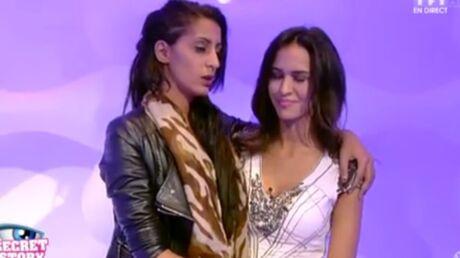 Secret Story 8: Élodie a été éliminée face à Leila et Sara!