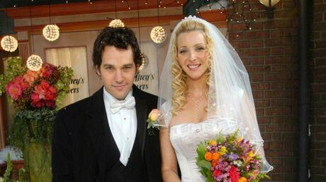 Friends: Phoebe devait finir en couple avec David