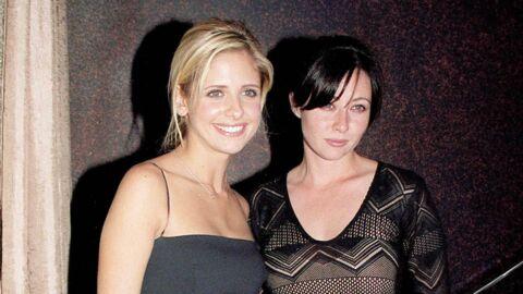 Sarah Michelle Gellar (Buffy) apporte son soutien à Shannen Doherty face à la maladie
