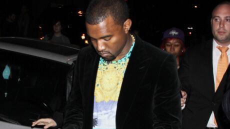 Kanye West et Kim Kardashian flirtaient depuis huit ans