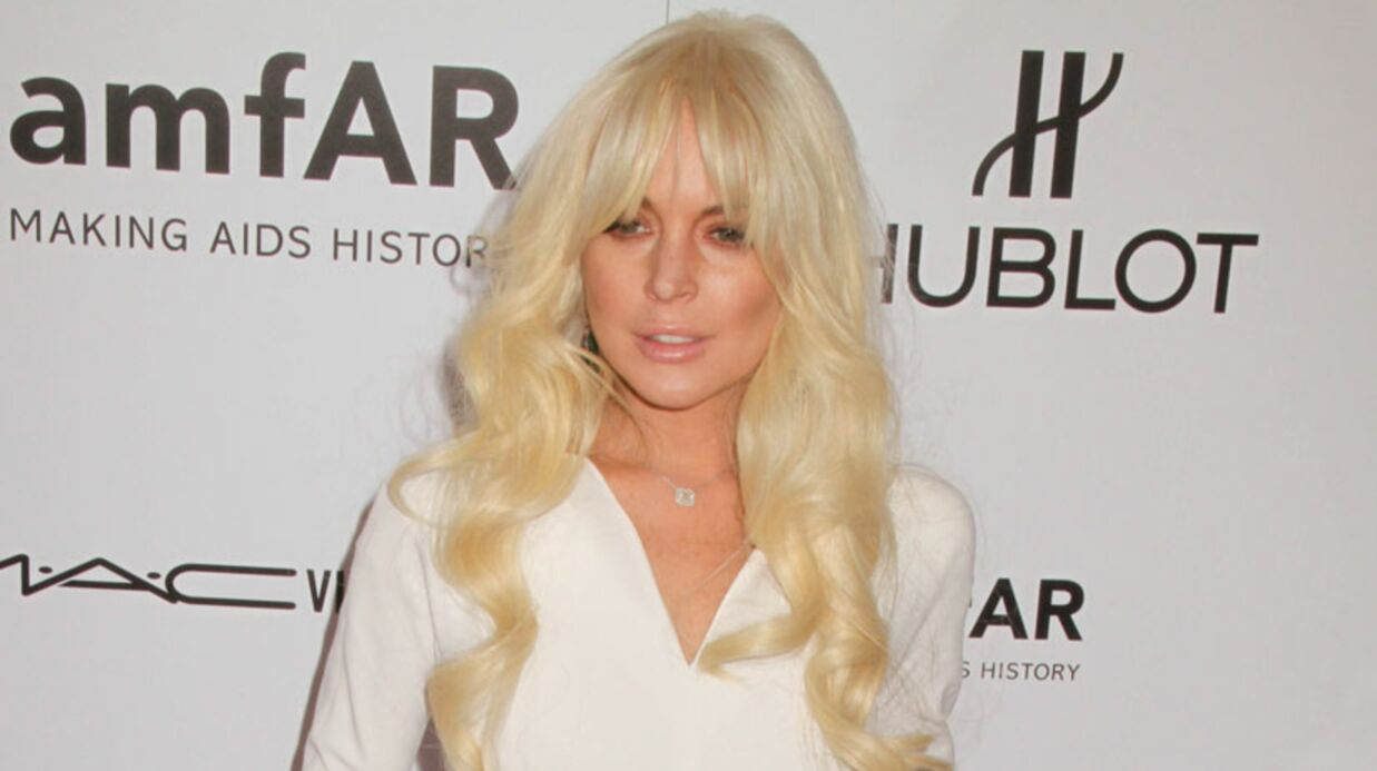 Lindsay Lohan: un problème de comportement en boite de nuit?