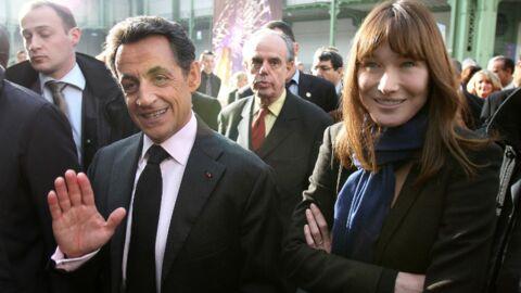 Nicolas Sarkozy et Carla Bruni: leur week-end au Cap Nègre