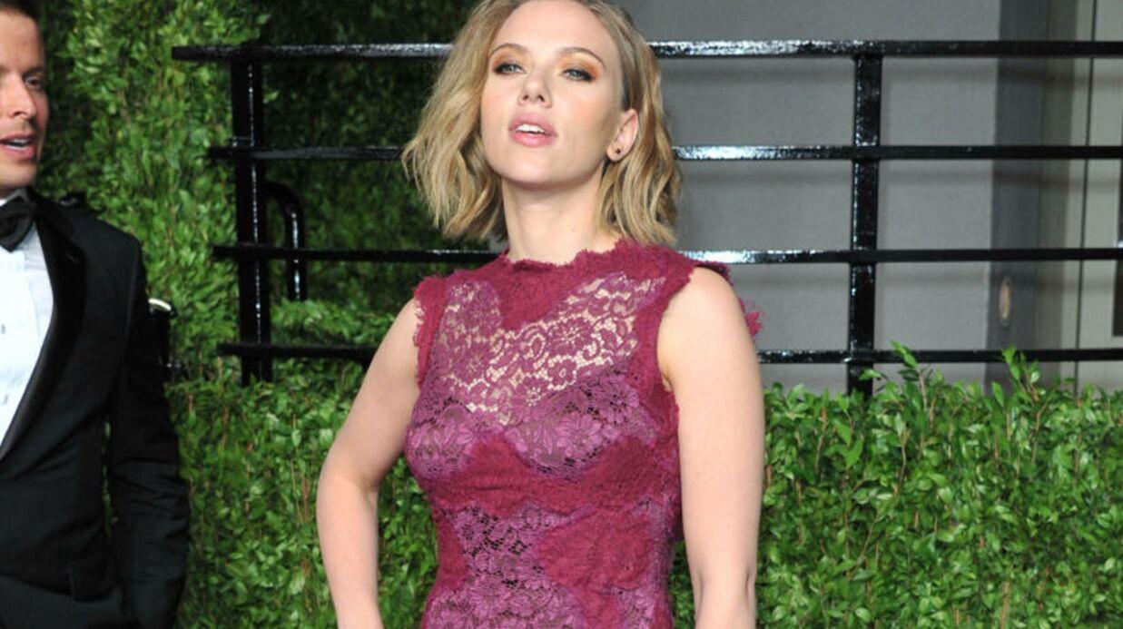 Scarlett Johansson fait de la pub pour des sextoys