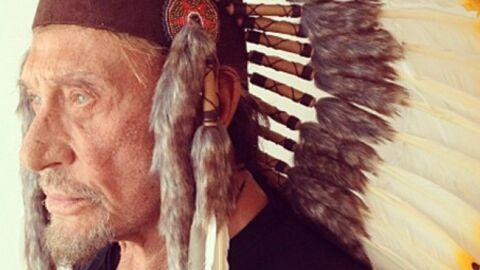 DIAPO Laeticia Hallyday organise une fête indienne à LA avec Omar Sy