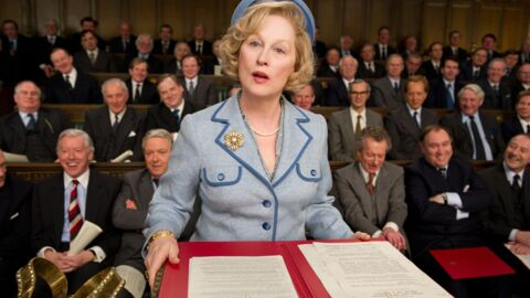 L'hommage de Meryl Streep à Margaret Thatcher