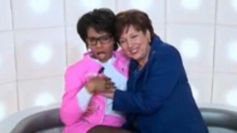 VIDEO Roselyne Bachelot pelote Audrey Pulvar en pensant à Christine Boutin