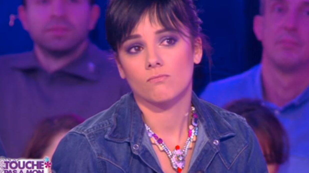 Alizée: jugée antipathique dans Touche pas à mon poste, elle se fait allumer sur le net