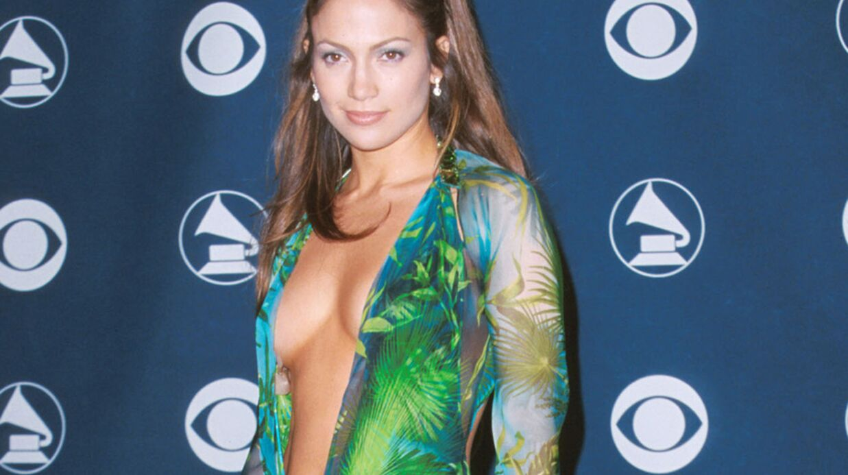 Jennifer Lopez: sa fameuse robe verte ultra décolletée à l'origine de Google Images