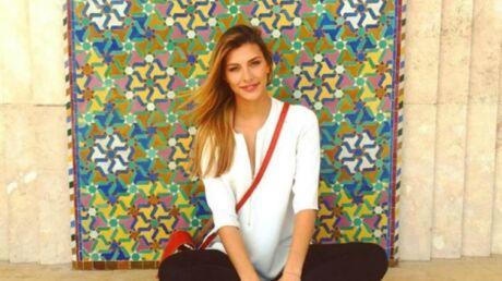 PHOTO Camille Cerf en vacances avec Marine Lorphelin au Maroc