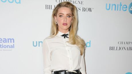 Amber Heard tombe « gravement malade » durant une soirée à Beverly Hills