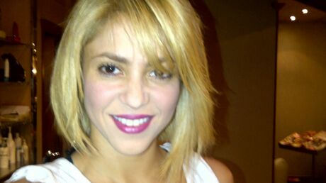 Shakira dévoile sa nouvelle coupe de cheveux sur Twitter