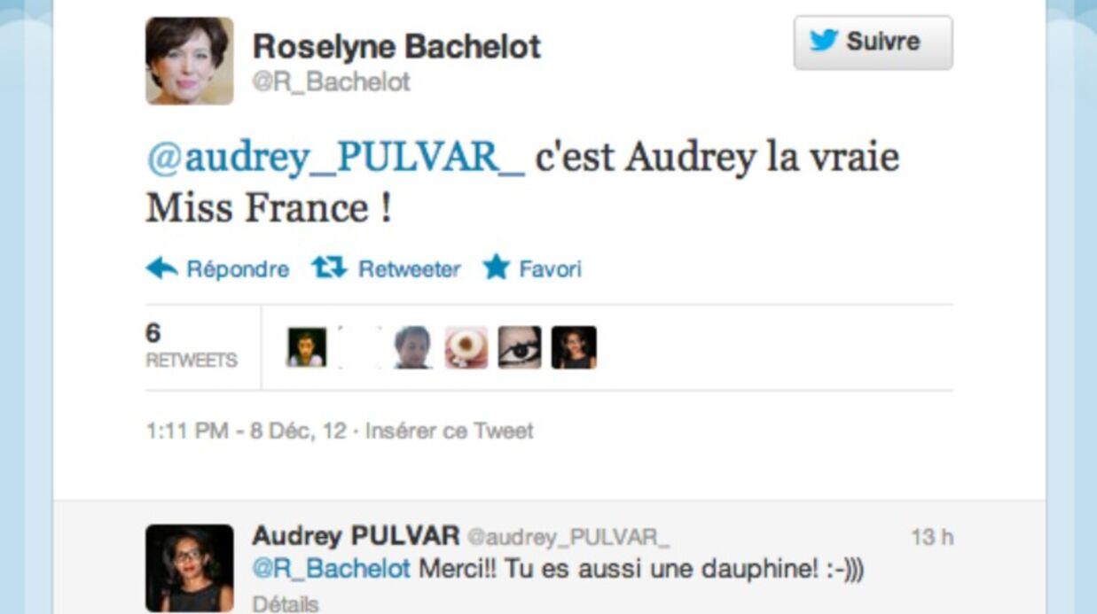 L'identité d'Audrey Pulvar usurpée sur Twitter