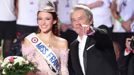 Miss France: Alain Delon épingle le public