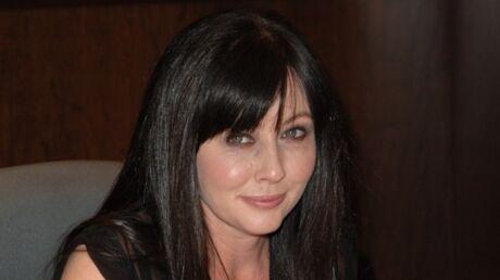 Shannen Doherty sauve une fan du suicide