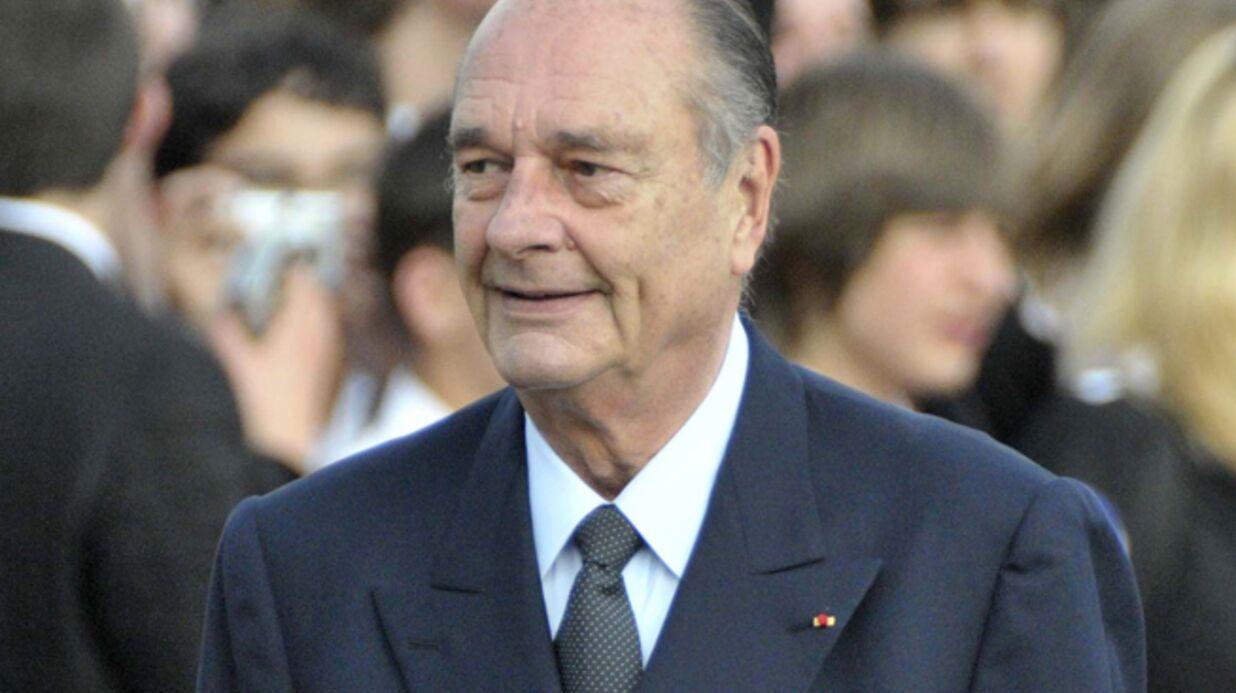 Jacques Chirac «va très bien», il est sorti de l'hôpital