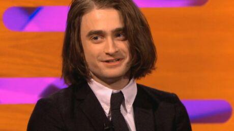 Daniel Radcliffe: ses extensions de cheveux proviennent d'une personne décédée