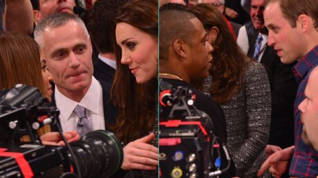 PHOTOS William et Kate : leur rencontre avec Beyoncé et Jay-Z à New York