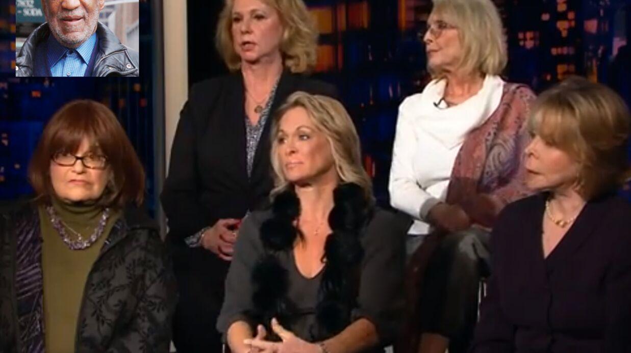 Bill Cosby accusé de viol: cinq victimes présumées réclament vengeance à la télévision