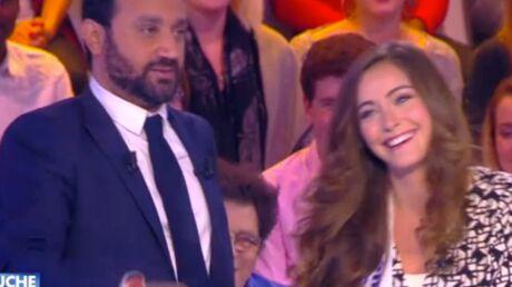 Miss Côte d'Azur met un râteau à Cyril Hanouna