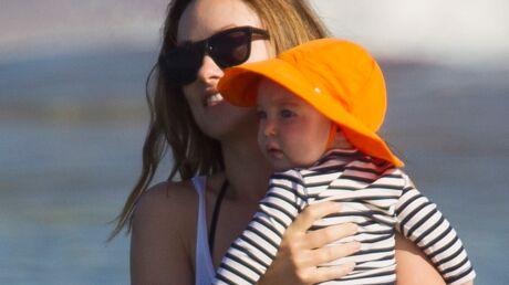 PHOTOS Olivia Wilde: une maman super sexy à la plage avec son fils