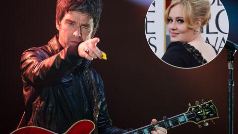 Noel Gallagher démonte Adele et sa «musique ringarde pour les vieilles»