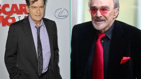 Burt Reynolds choque: pour lui, Charlie Sheen a eu «ce qu'il méritait» en contractant le VIH