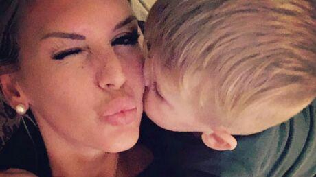 Amélie Neten poste un adorable message pour l'anniversaire de son fils