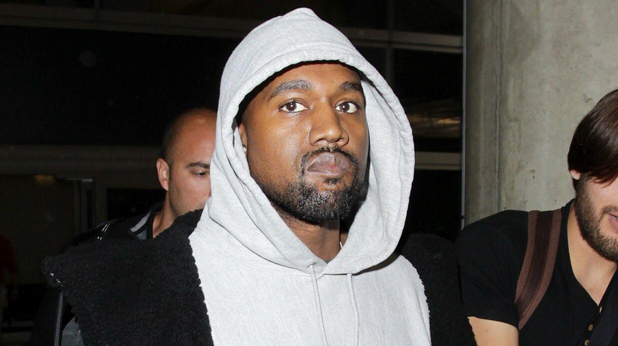 Après son hospitalisation, Kanye West refait surface (et il est devenu blond)