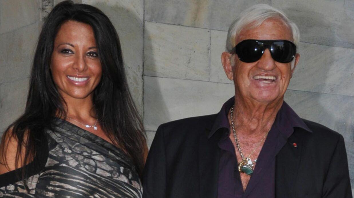 Barbara Gandolfi dit ne pas être amoureuse de Jean-Paul Belmondo